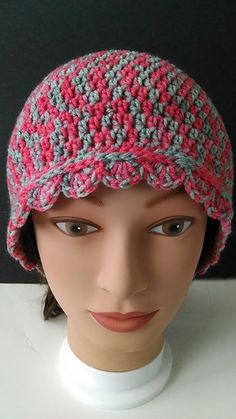 Ravelry: dshairstylist's 2014 Chemo Hat 13 Love of Crochet, Spring 2014 Magazine published in March 2014