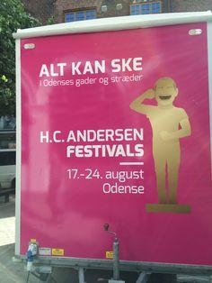 HCA Festival i Odense august 2014
