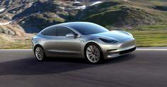 AUTOMOBILE – Le constructeur américain de voitures électriques Tesla a dévoilé jeudi 31 mars une berline compacte deux fois moins chère que ses véhicules précédents, la Model 3, pour laquelle il a ann...