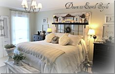 Romantic Master Bedroom
