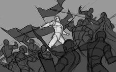 anastasia-bulgakova-crusade-time-big.gif 1,800×1,131 pixels