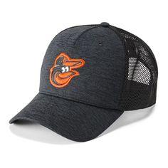 6485aa2f215 Goorin Bros. Animal Farm Trucker Snapback Hat Cap All Black