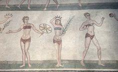 Mosaics of Villa Romana del Casale (UNESCO site)_Piazza Armerina_Sicily