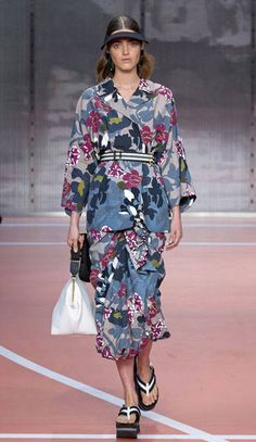 Marni. Is it just me or does this look frumpy?