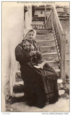 Savoie tricoteuse