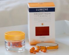 """Leaves the skin feeling silky and soft; after 28 days of use, the condition of the skin is clearly better"", says blogger @sarasfi after testing Lumene Bright Now Vitamin C Beauty Drops. #skincare #lumene"