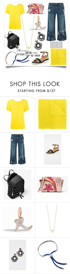 """Dress like it"" by emmamegan-5678 ❤ liked on Polyvore featuring Proenza Schouler, N.Peal, J Brand, See by Chloé, MICHAEL Michael Kors, Monica Vinader, Jennifer Meyer Jewelry, Deepa Gurnani and modern"