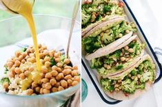 14 Wholesome Work Lunches You Can Pack In The Morning 2019 14 Make Ahead Work Lunches That Aren't Salad! The post 14 Wholesome Work Lunches You Can Pack In The Morning 2019 appeared first on Lunch Diy. Healthy Lunches For Work, Healthy Toddler Meals, Healthy Meals For One, Work Lunches, Healthy Snacks, Healthy Eating, Healthy Recipes, Bag Lunches, Kid Snacks