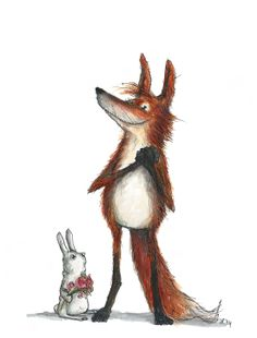 'Longing for Fox' by