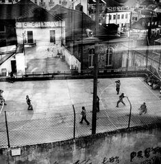 footynions:  Rooftop football in Lisboa, Portugal