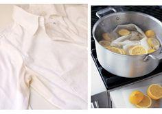 Capi bianchi ingialliti: ecco un rimedio casalingo eccezionale!