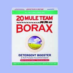 You might already know borax is great addition to your laundry, but there are plenty of other ways to use this old-school cleaner. Cleaning Sink Drains, Borax Cleaning, Household Cleaning Tips, Cleaning Checklist, House Cleaning Tips, Spring Cleaning, Cleaning Hacks, Cleaning Products, Borax Laundry