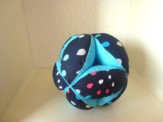 Telani Design: Babyspielzeug nähen - Greifball                              …