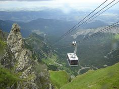 Polish Mountains - Cable Car to Kasprowy Wierch