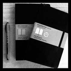 NEEEEEED MORE MOLESKINES!!! What? use the ones i have - NEVER!!!!