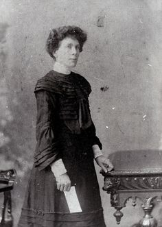 Eugenie Loyer. Vincent van Gogh's love for her was also in vain