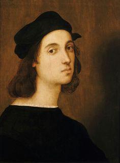 Raffaello Sanzio da Urbino 1483-1520,Painting,Architecture.