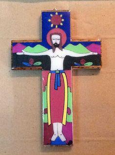 Cruz Juvenil Cristo