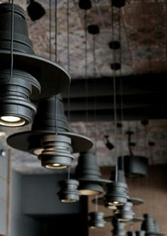 Industrial decor sty
