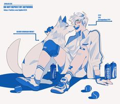 -Male- -Straight- (One of the 5 Wolf Demon Legends/Brother of Ryan/Leader of the Spades) Anime Boys, Anime Manga, Anime Art, Cute Illustration, Character Illustration, Character Concept, Character Art, Wie Zeichnet Man Manga, Handsome Anime