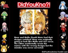 Death Note- WHAT?!? I could never picture this even if I tried.