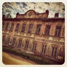 """• #russia #rybinsk #architecture #instahdr •"""