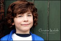 Image of 6 year old Luca taken by Christina Michelle Photography - professional portrait photographer based in Derby