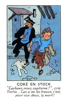 """""""We've got to hide, Captain! If they find us, we're dead!"""" 