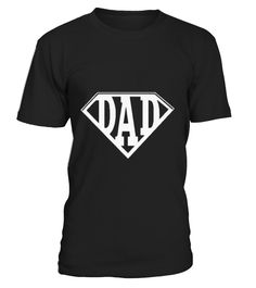 Super Dad Diamond Superhero Daddy Comic Cartoon Cartoon Character  Funny dad superhero T-shirt, Best dad superhero T-shirt
