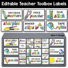 teacher toolbox labels, teacher toolbox labels editable, teacher toolbox labels 22, teacher toolbox labels editable 22, teacher toolbox labels editable, powerpoint, teacher toolbox labels with pictures