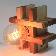 """좋아요 213개, 댓글 7개 - Instagram의 @2.0.3_obj님: """"오프 장터에서 팔아보려고 다시 만든 #hashtag_lamp (vol.1-5)  #woodlamp  #아카시아집성목 #헤쉬태그조명 #샵조명 #hashtag #woodworking…"""""""