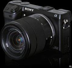 Sony's NEX Small cameras with APS-C sensors would appeal to compact camera users who wanted to upgrade but would be intimidated by the bulk and perceived complexity of an SLR...it would also appeal to DSLR users that can't bear the weight of a full bodied DSLR and lenses but still want to have the flexibility of changing lenses and the performance of DSLR