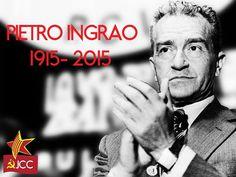 Pietro Ingrao, in memoriam by Joventut Comunista de Catalunya (JCC)