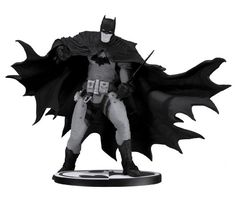 DC Collectibles Black and White Batman Statue by Rafael Grampa ** You can find out more details at the link of the image.