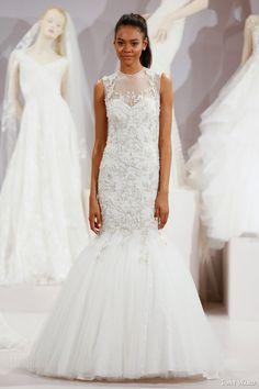 Tony Ward #Bridal Spring 2016 Wedding Dresses | Wedding Inspirasi  #wedding #weddings #weddingdress #weddinggown