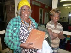 Celebrations for the new edition of the Martu Wangka Bible in the Pilbara (Bible Society of Australia)