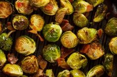 A Brussels sprout recipe that you have to try! Even if you think you don't like them...you're sure to enjoy these!