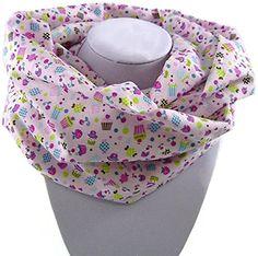 Kinder-Loop Schlauchschal MINI-CUPCAKES auf rosa - 100% Baumwolle - bettina bruder® bettina bruder http://www.amazon.de/dp/B0185ZZXD0/ref=cm_sw_r_pi_dp_GDjtwb136V965