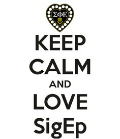 keep calm and love sigep another original poster design created with the keep calm o matic buy this design or create your own original keep calm design
