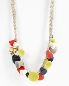 Dinosaur Designs Abstract Collection 2011 - Medium Bud Necklace