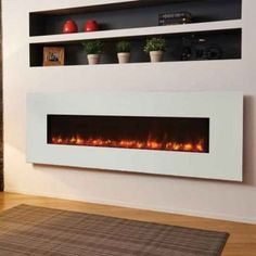 The Gazco wall mounted electric fires with the VeriFlame™ technology, are offered by Banyo in a variety of designs and sizes with a year-round utilization Inset Electric Fires, Wall Mounted Electric Fires, Electric Fireplace Heater, Gas And Electric, Electric Fireplaces, Inset Fireplace, Stove Fireplace, Luxury Bedroom Sets, Luxurious Bedrooms