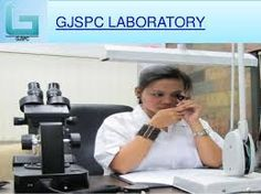 GJSPC laboratory reports speak to the most outstanding standard of dependability, consistency and trustworthiness.