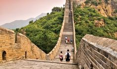 Walk the Great Wall of China when you tour Asia with APT.