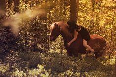 riding bareback, never have I ever felt so free