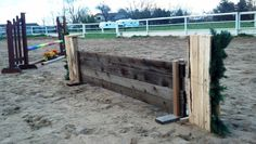 Home Made Horse Jumps Gallery