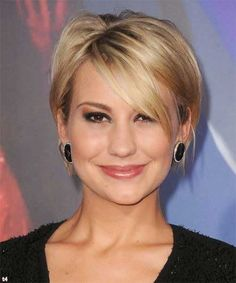 Short Cut with Fine Side Bangs