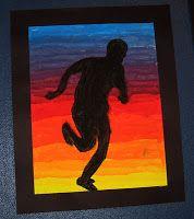 Mrs. Art Teacher!: 6-8th grade color gradation