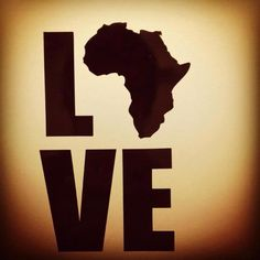 waka waka hey hey this time for Africa My Black Is Beautiful, Black Love, Black Art, Africa Tattoos, Afrique Art, Images Gif, Les Continents, Out Of Africa, Great Tattoos