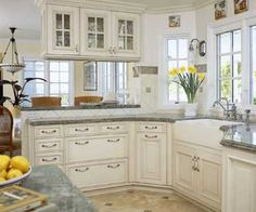 Kitchen Cabinets Glass glass kitchen cabinets see through | here's another view of the