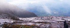 Climbed Mt. Kinabalu (4,095 m)